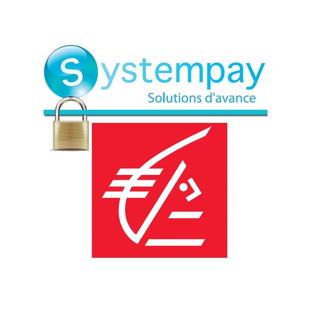 Paiement s�curis� par carte bancaire avec SystemPay de la Caisse d'Epargne