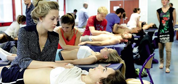 Écoles européennes d'ostéopathie