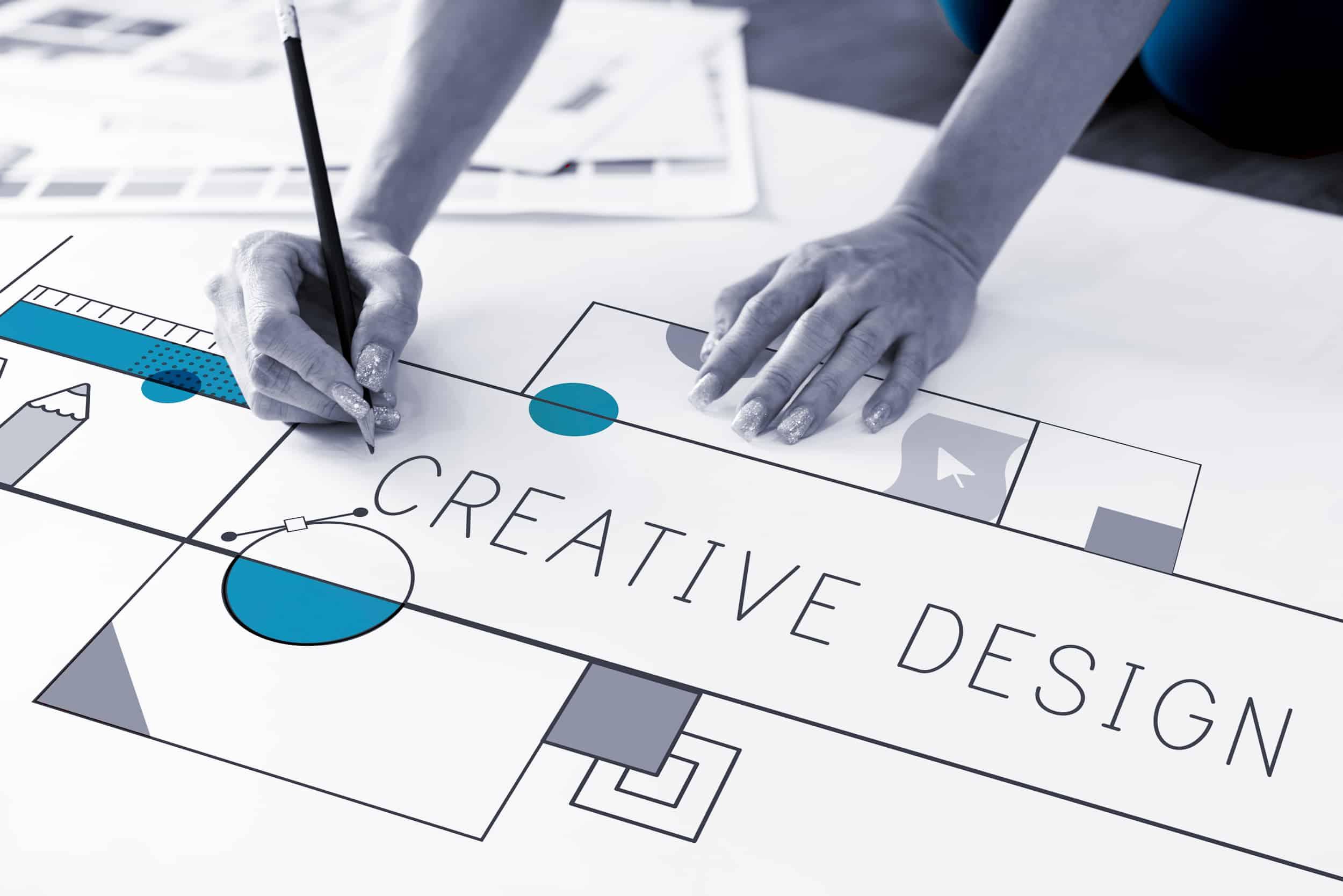 Creative Design - conception de vos supports de communication